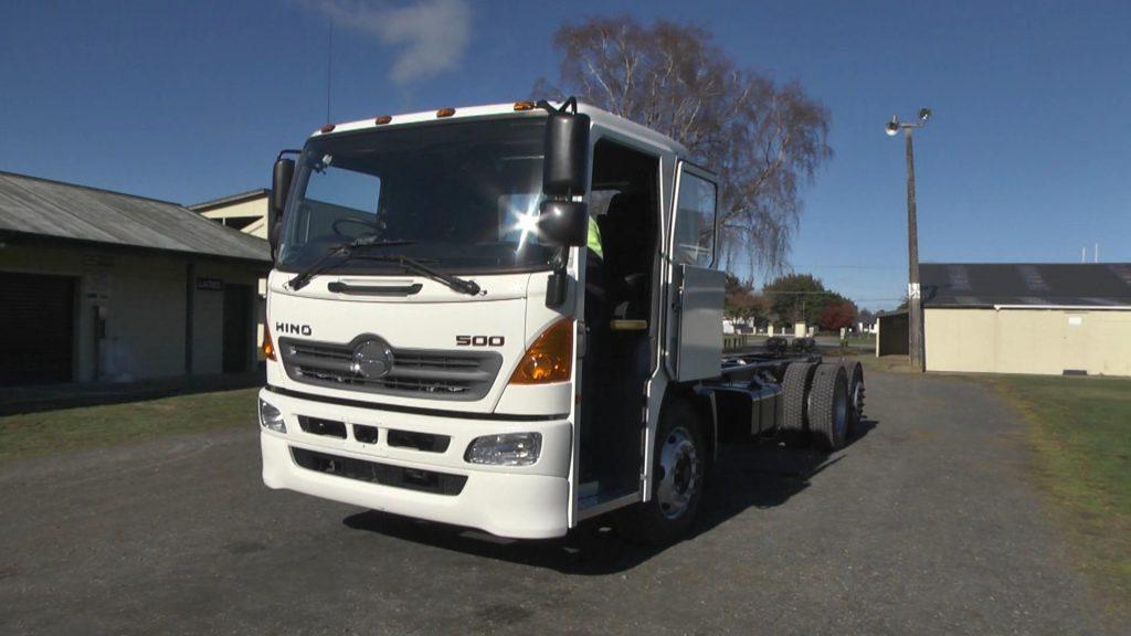 Dual Steer Truck Driver Training