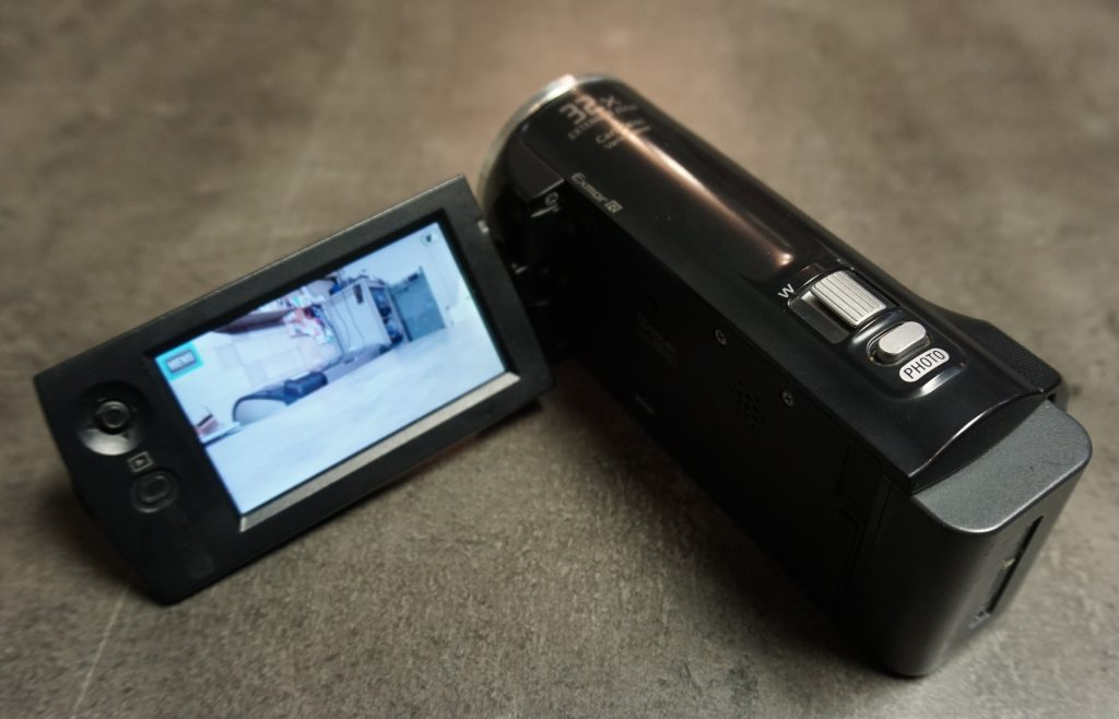 Sony HD Handycam Hire suitable for point and shoot, meetings etc