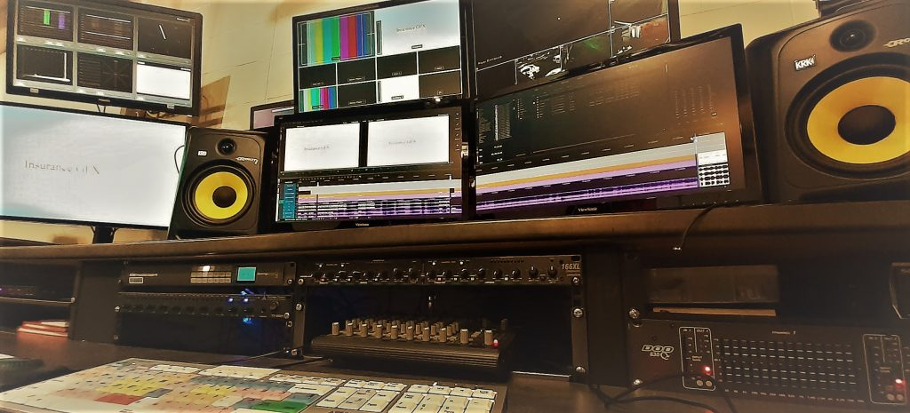AVID Media Composer Edit System