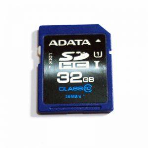 Adata 32gb sd card