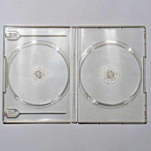 DVD Case double