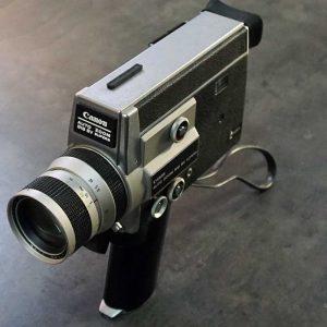 Canon Auto Zoom 518 Super 8 camera