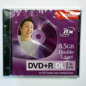 Imation DVD+R DL DVD